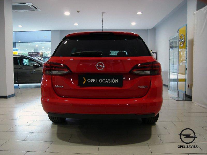 Opel Astra 1.4 Turbo 92kW (125CV) ST Dynamic