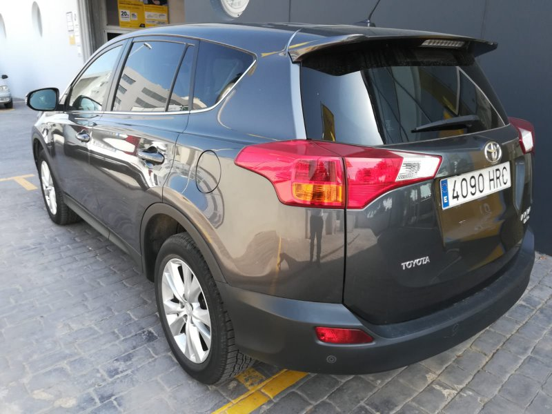 Toyota Rav4 150D AutoDrive AWD Executive