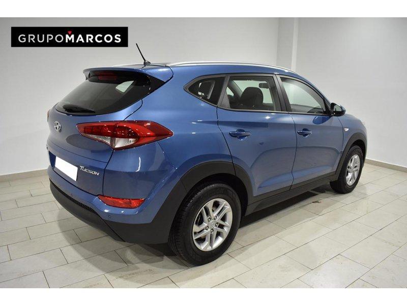 Hyundai Tucson 1.7 CRDi 115cv BlueDrive 4x2 Essence