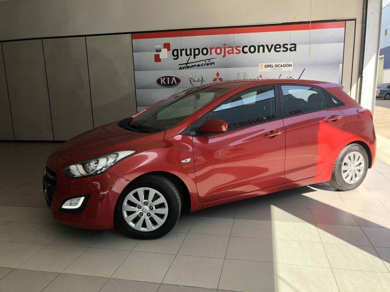 Hyundai I30 1.4 CRDi City