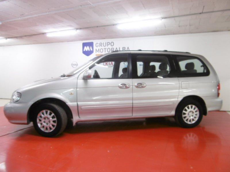 Kia Carnival 2.9 CRDi   106 kW (144cv ) EX