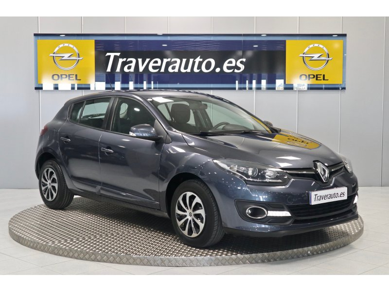 Renault Mégane Energy TCe 115 S&S eco2 Intens