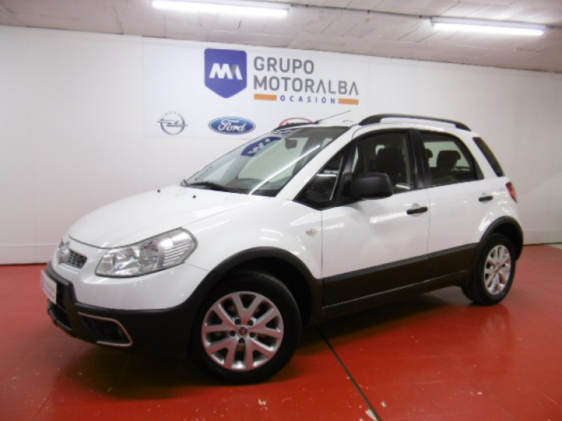 Fiat Sedici 2.0 16v 99kW (135cv) Multijet 4x2 Dynamic