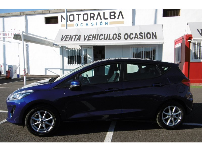 Ford Fiesta 1.1 Ti-VCT 63kW(85cv) 5p Trend+