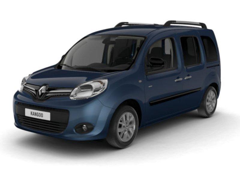 Renault Kangoo Combi S.L M1-AF En. dCi 66kW (90CV) E6 Limited