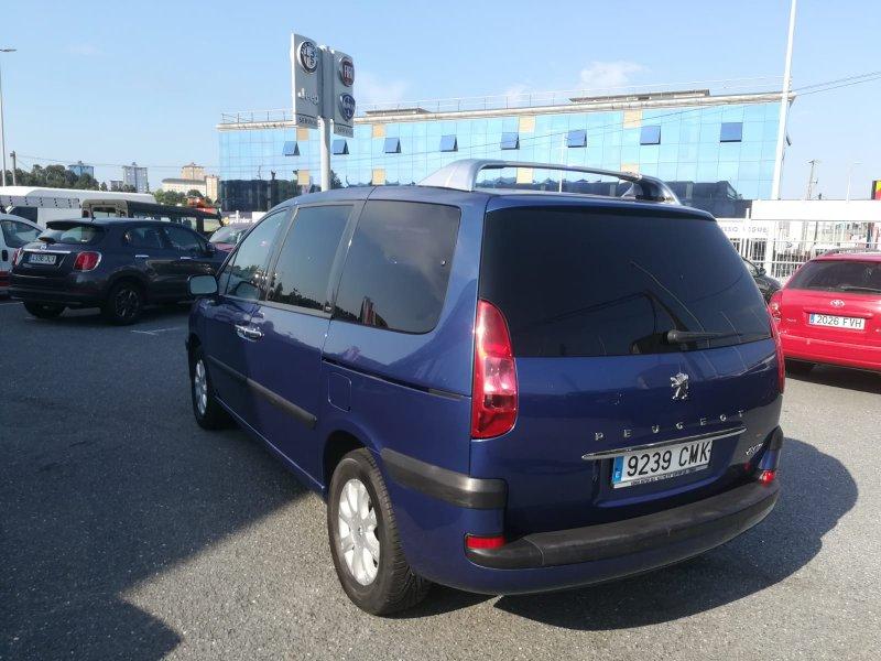 Peugeot 807 2.0 HDI SR