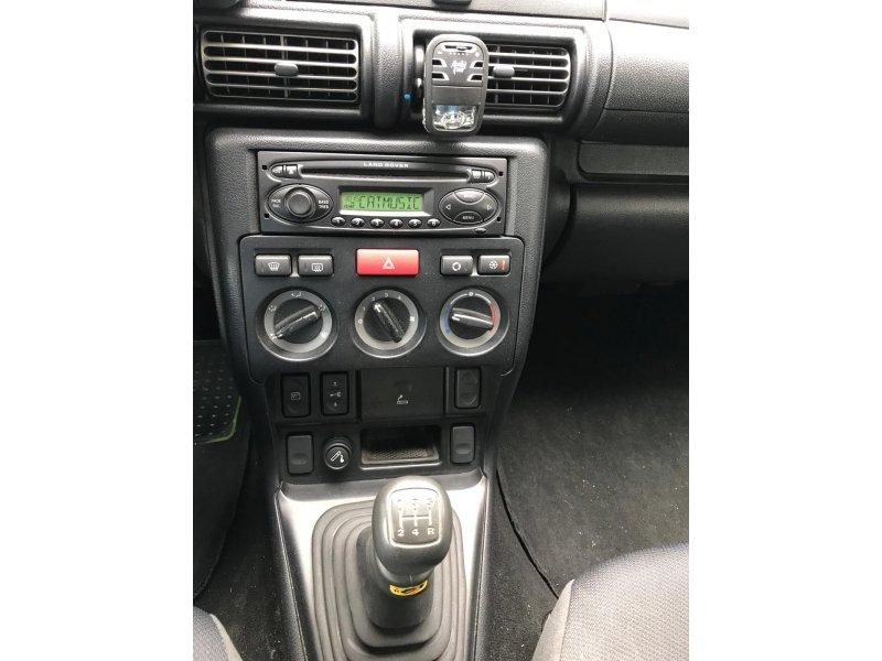 Land Rover Freelander 2.0TD4 Targa S