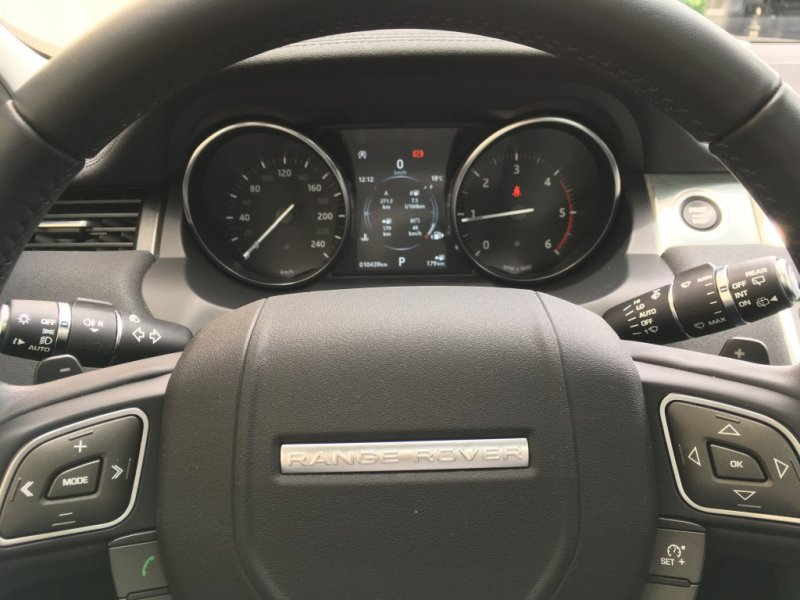 Land Rover Range Rover Evoque 2.0L TD4 Diesel 110kW (150CV) 4x4 Pure