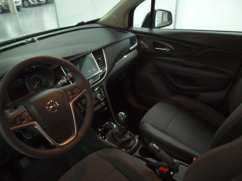 Opel Mokka X 1.4 T 103kW (140CV) 4X2 S&S Black Edition