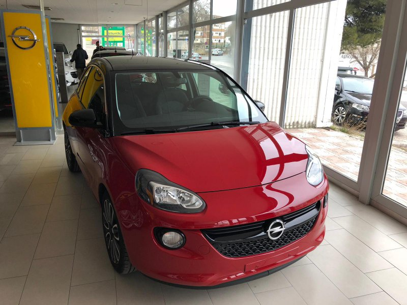 Opel ADAM 1.4 XEL GLP GLAM
