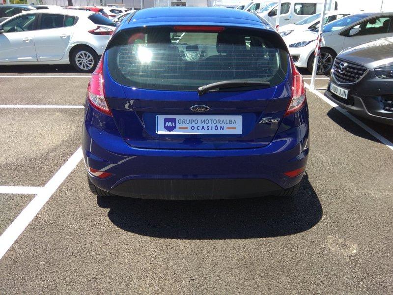 Ford Fiesta 1.25 Duratec 60kW 82CV 5p Trend