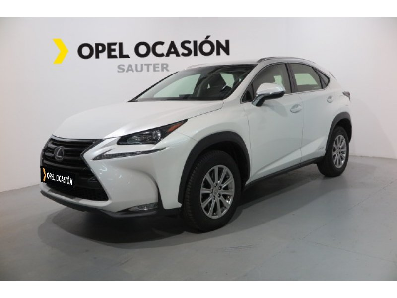 Lexus NX 300h 2WD + Navibox Corporate