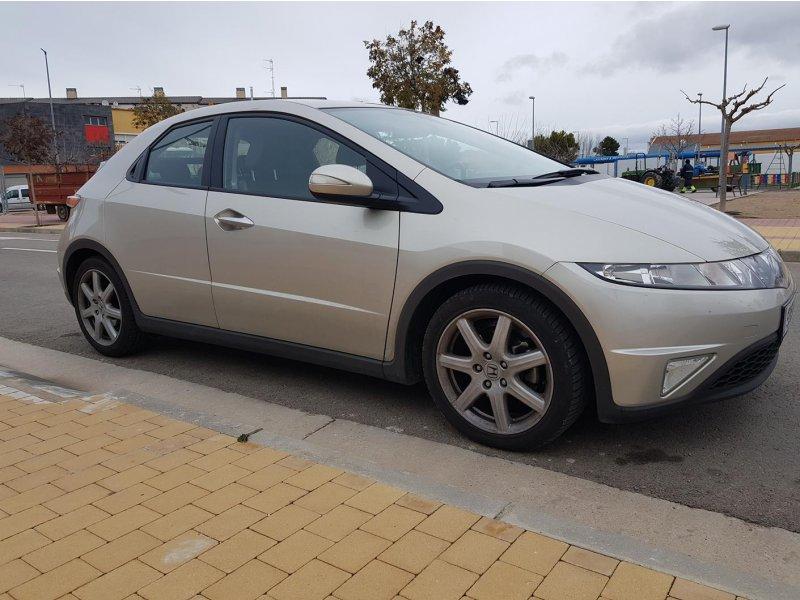 Honda Civic 2.2 i-CTDi Luxury