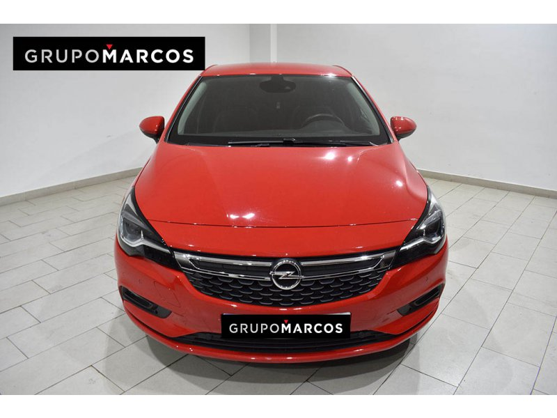 Opel Astra 1.4 Turbo S/S 125 CV Excellence