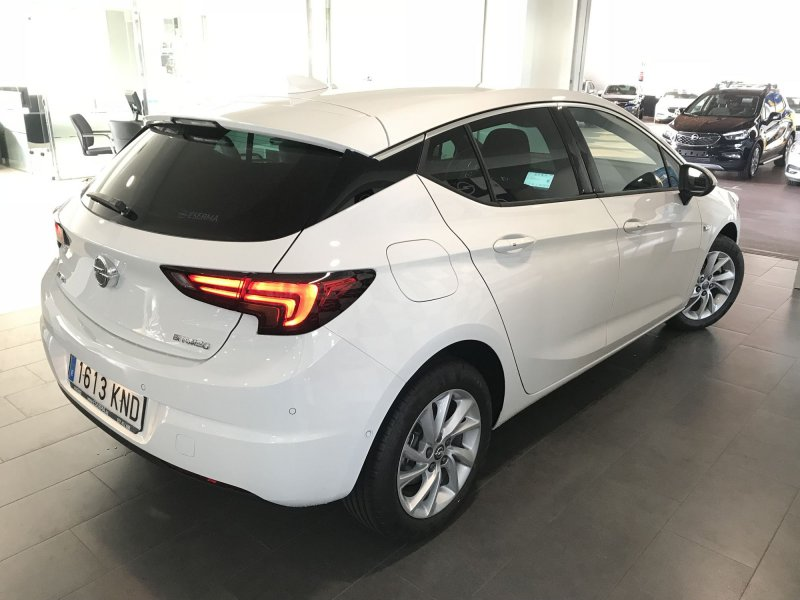 Opel Astra 1.6 Turbo S/S (160 cv) Dynamic