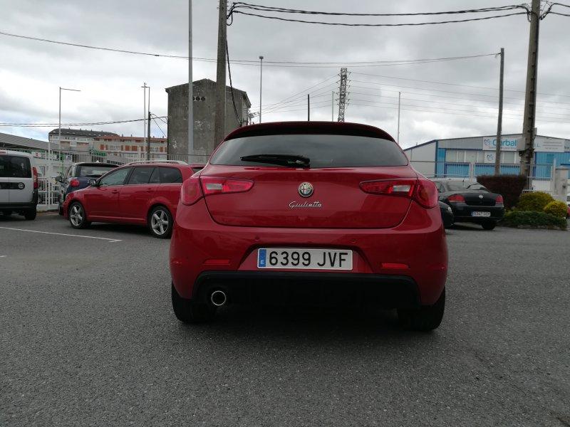 Alfa Romeo Giulietta 1.6 JTDM 120cv Sprint Speciale