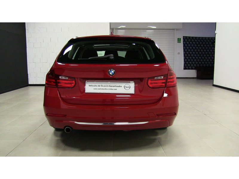 BMW Serie 3 Touring 318d