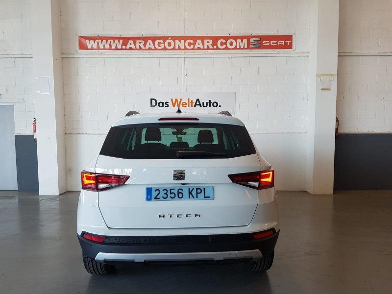 SEAT Ateca 1.6 TDI 85kW (115CV) St&Sp Eco Style