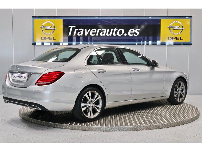 Mercedes-Benz Clase C C 220 BlueTEC Avantgarde