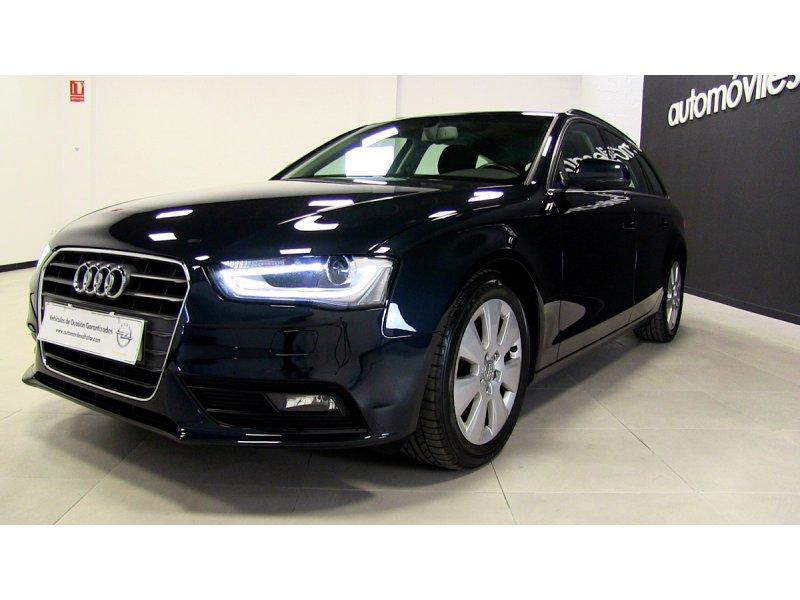 Audi A4 Avant 2.0 TDI 177cv -