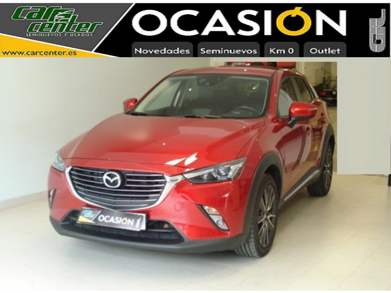 Mazda CX-3 1.5 SKYACTIV DE 4WD AT Luxury AUT.