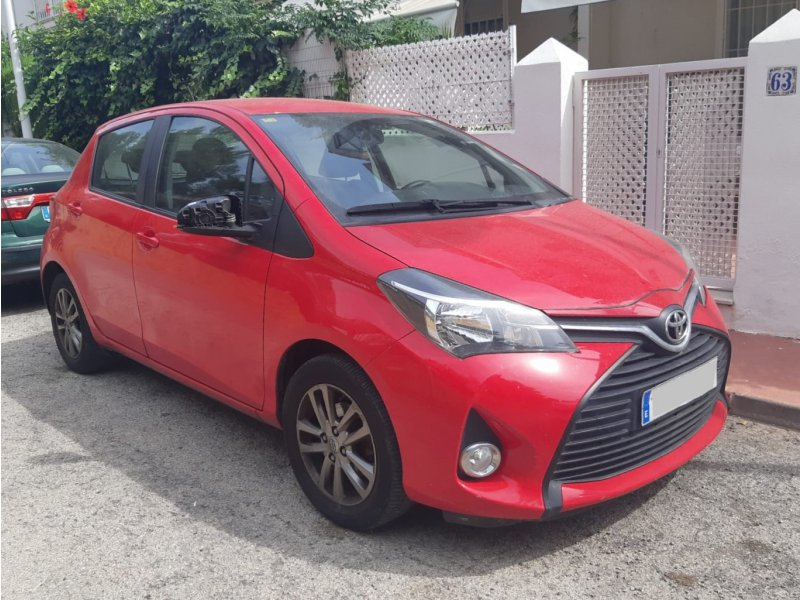 Toyota Yaris 1.0 70 Active