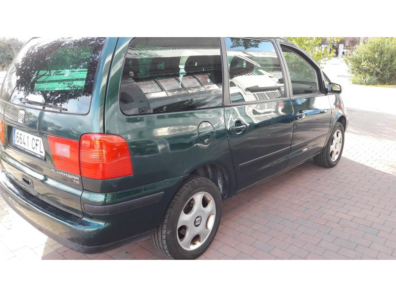 SEAT Alhambra 1.9 TDi 115CV Signa