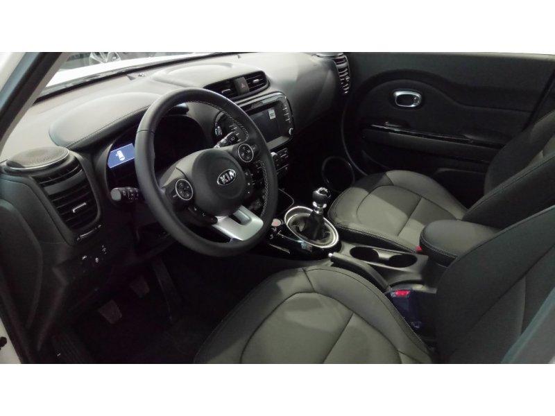 Kia Soul 1.6 CRDi 100kW 136CV Eco-Dy (Pack SUV) Emotion