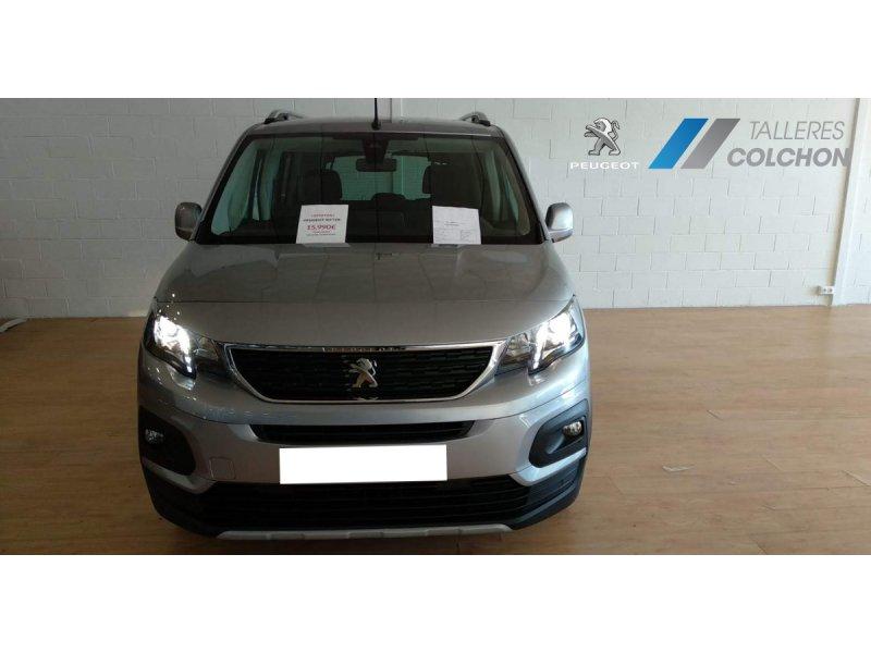 Peugeot Rifter Standard BlueHDi 96kW Allure
