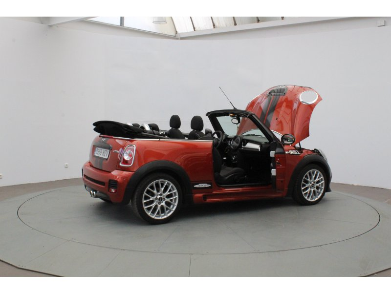 Mini Mini Cooper SD Cabrio Cooper S