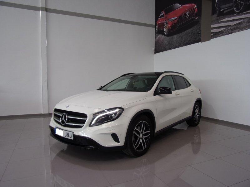Mercedes-Benz Clase GLA GLA 200 CDI Urban