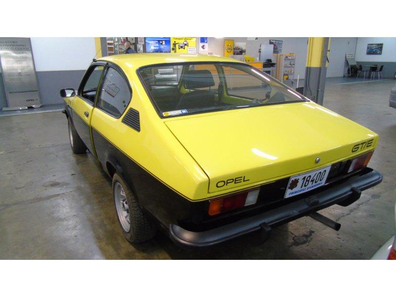 Opel Kadett ATMOSFERIC