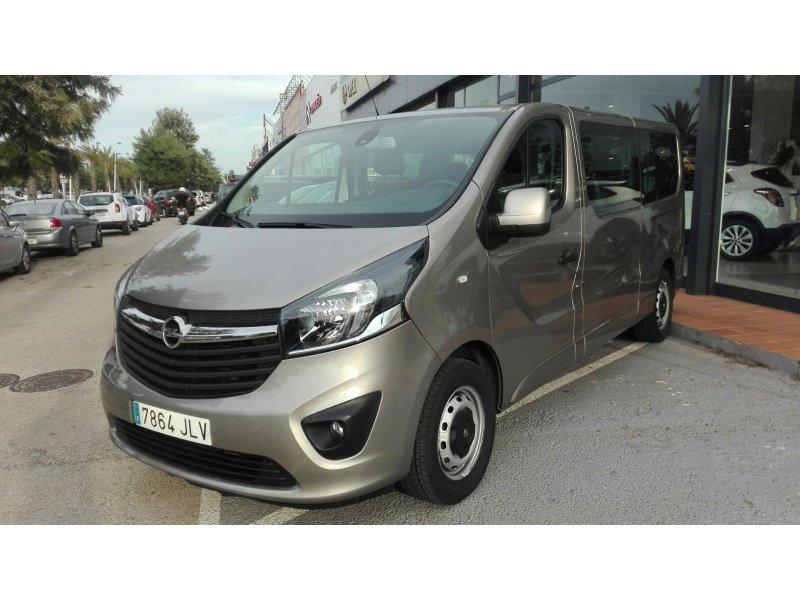 Opel Vivaro 1.6 CDTI S/S 125 CV L2 Combi-9 -