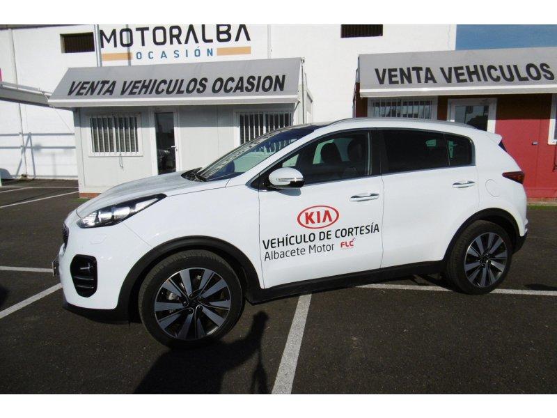 Kia Sportage 1.7 CRDi VGT 85 kW( 115 cv ) 4x2 Eco-Dyn x-Tech17