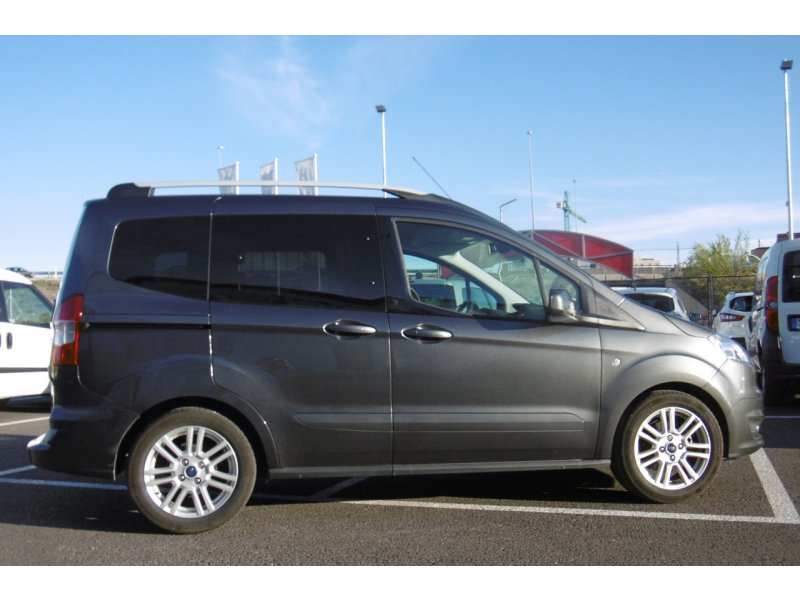 Ford Tourneo Courier 1.0 EcoBoost 74kW (100CV) Ambiente
