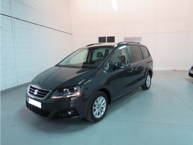 SEAT Alhambra 2.0 TDI 150CV Reference Travel