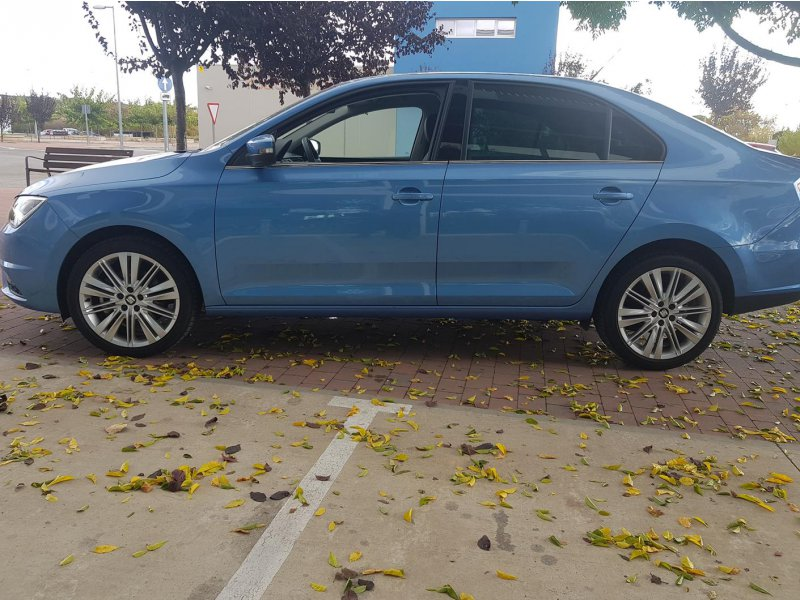 SEAT Toledo 1.2 TSI 110 CV St&Sp STYLE ADVANCED Style Advanced
