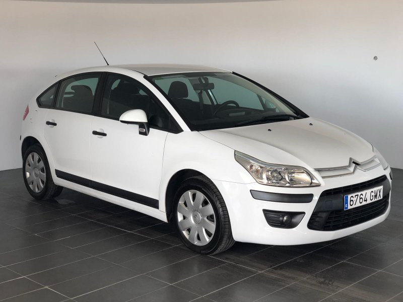 Citroen C4 1.6 VTi 120cv Cool