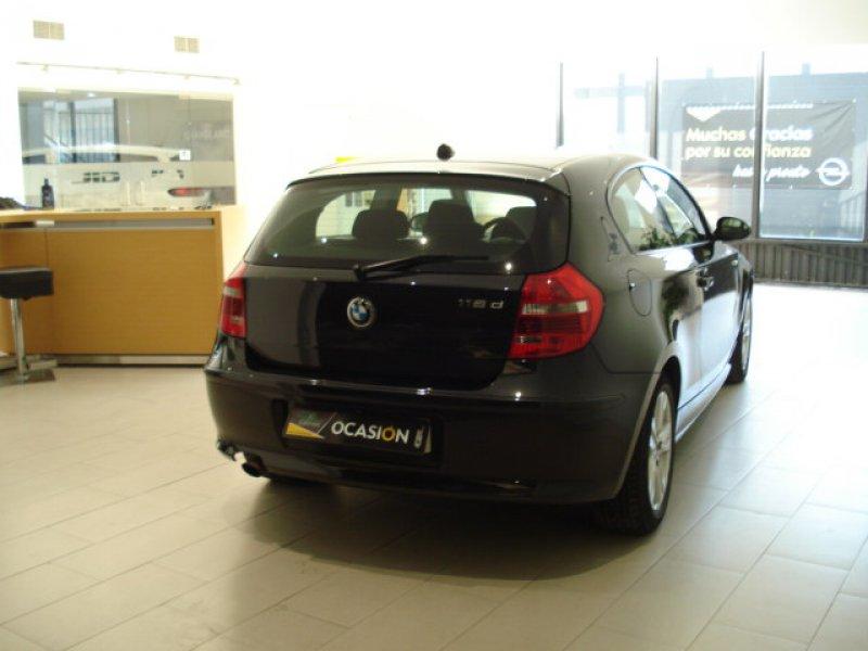 BMW Serie 1 118d 118d 3P