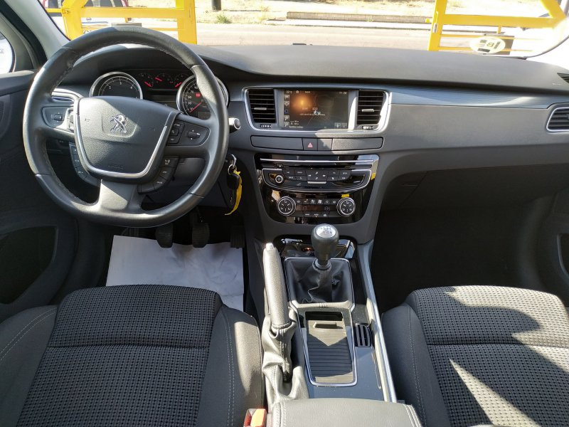 Peugeot 508 SW 1.6 e-HDI 115cv Active