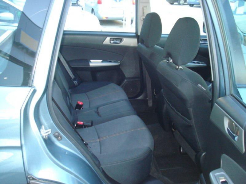 Subaru Forester 2.0 D 147 CV 4X4 Sport
