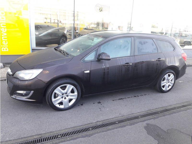 Opel Astra 1.4 Turbo 140 CV Sport Tourer Selective