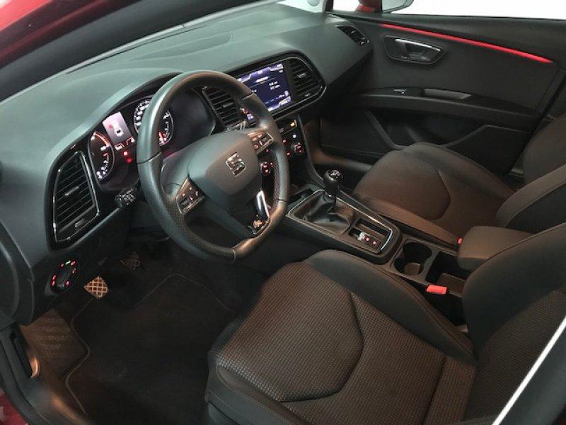 SEAT Nuevo León ST 2.0 TDI 150cv St&Sp FR