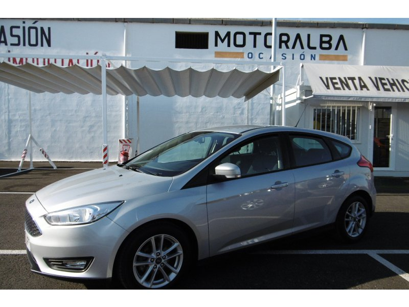 Ford Focus 1.0Ecoboost Auto-St.-St. 92kW 125CV Trend+