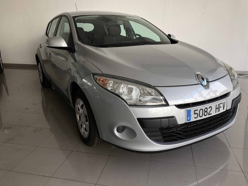 Renault Mégane 1.5dCi105 eco2 Expression