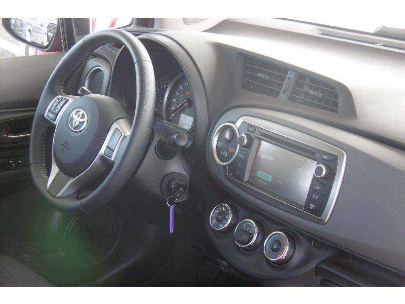 Toyota Yaris 70 CITY kW 51 (70cv) City
