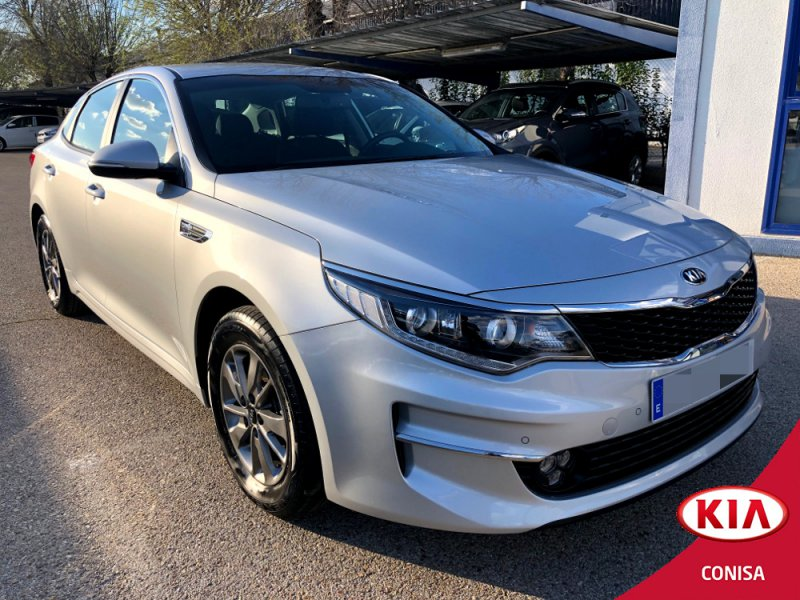 Kia Optima 1.7 CRDi VGT DCT Eco-Dynamics Business