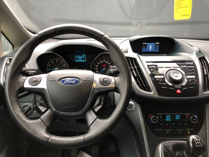 Ford C-Max 1.6Ti VCT 125cv Trend