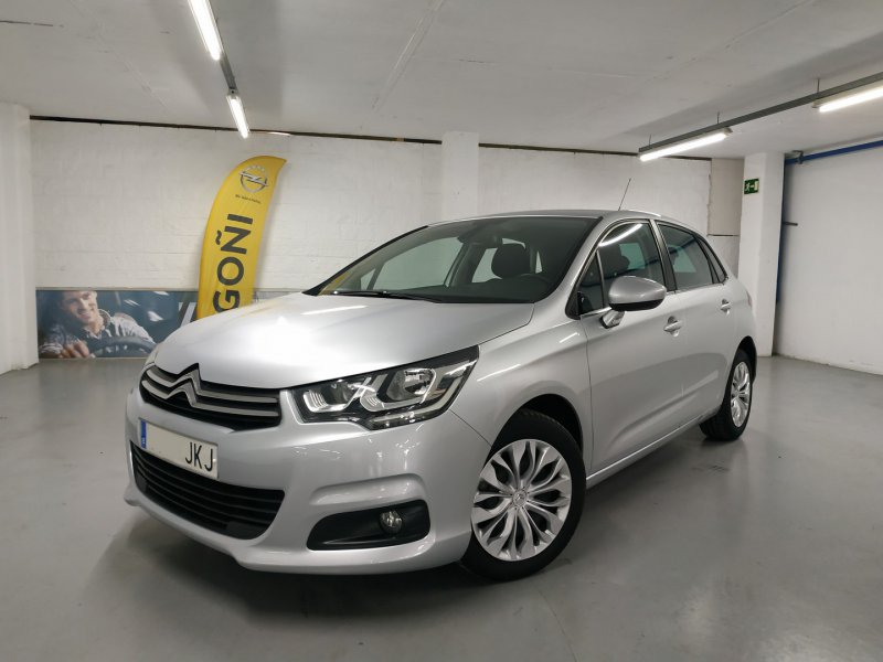 Citroen C4 1.6 VTI 120Cv Feel Feel