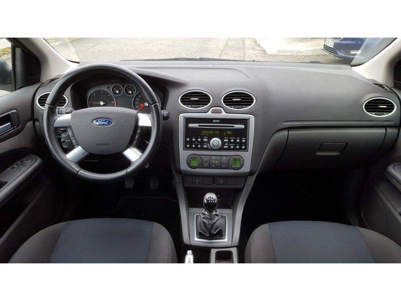 Ford Focus 2.0 TDCi Wagon Sport